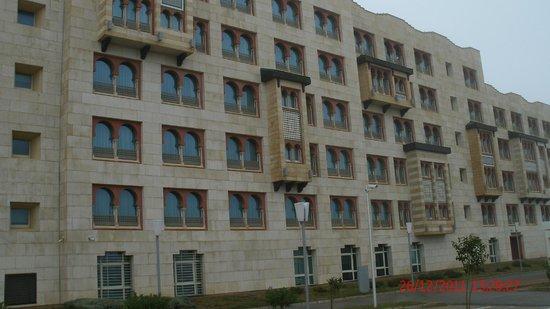 Renaissance Tlemcen Hotel: Façade