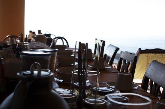 Casa Pan de Miel: Comida espectacular.