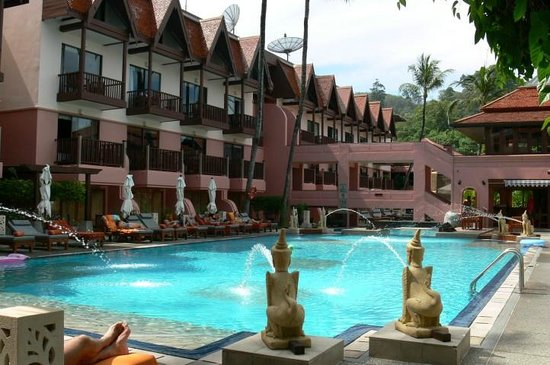 Seaview Patong Hotel: one of the pools of Seaview Paton Hotel