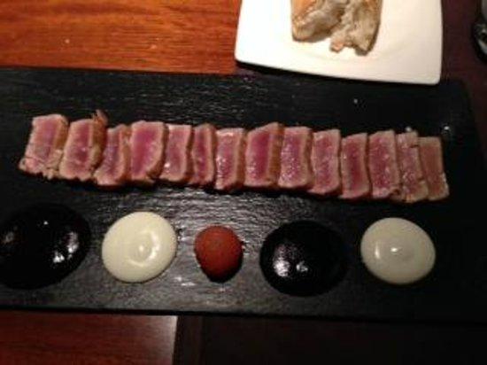 El Mercao : Tataki de Atun rojo