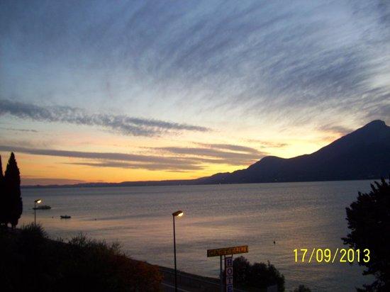 Residence Castelli: Sonnenuntergang
