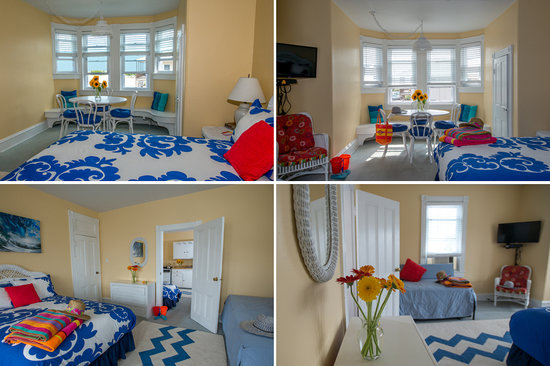Windward at the Beach: two room suite