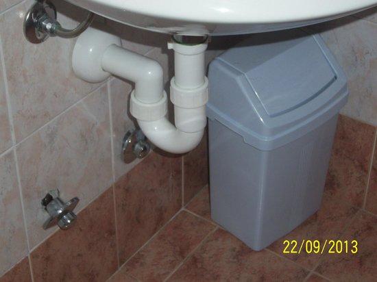Residence Castelli : Badezimmer