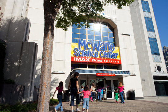Birmingham, AL: McWane Science Center
