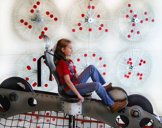 McWane Science Center: Ride the HighCycle