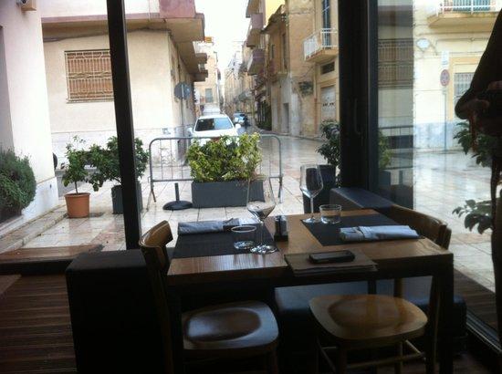San Lorenzo Osteria: La veranda