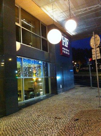 HF Fenix Lisboa: Fachada