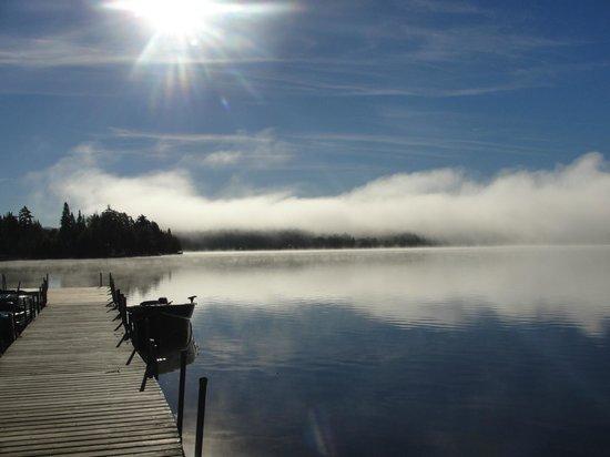 Tall Timber Lodge : Back Lake