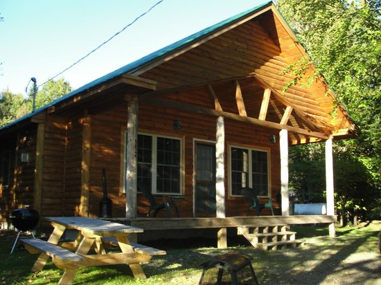Tall Timber Lodge : The Aspen Cabin