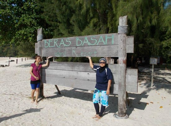 Beras Basah Island: Island View3