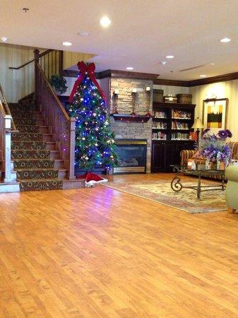 Country Inn & Suites by Radisson, Petersburg, VA: Country Inn - Petersburg, VA Stop