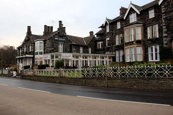 Waterhead Hotel : Bar&grill