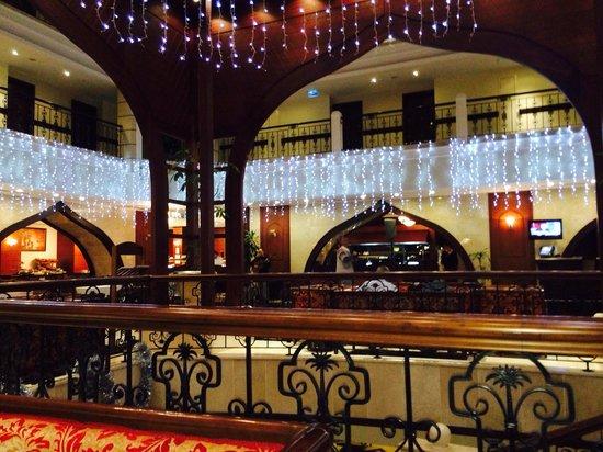 Crowne Plaza Hotel Antalya : Lobby