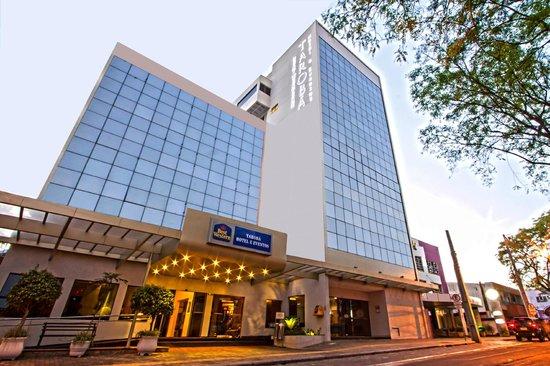 BEST WESTERN Taroba Hotel: Fachada Hotel