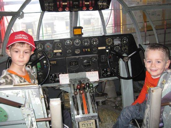 Solent Sky Museum: New Recruits !