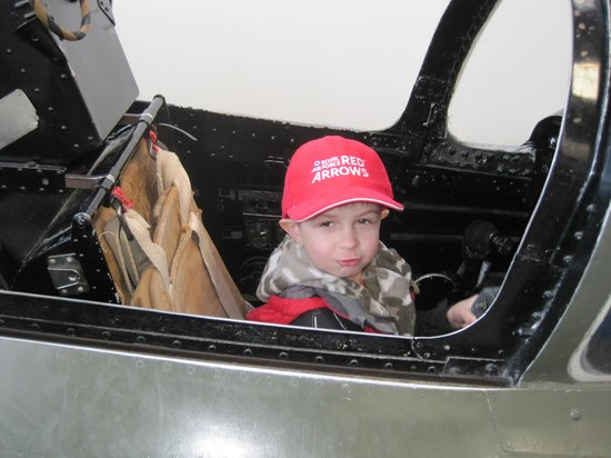 Solent Sky Museum: Ready for take off !