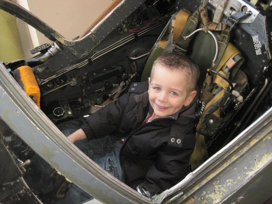 Solent Sky Museum: Ready for take off 2