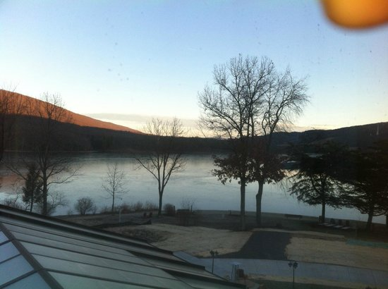 Rocky Gap Casino Resort : Views from my room