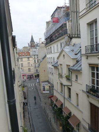 Hotel La Perle : Another view from room