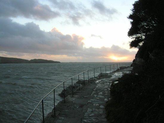 Hotel Portmeirion : Estuary view