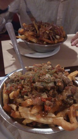 Frite Alors: Two small poutines
