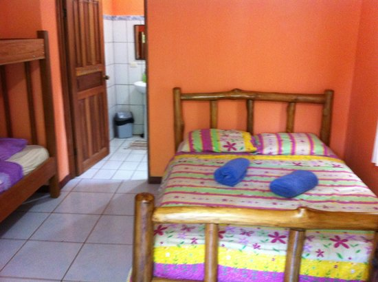 Martina's Place Hostel: Chambre