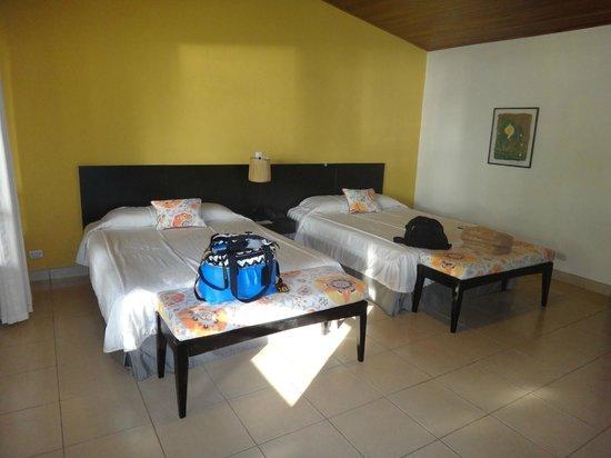 Sugar Beach Hotel: Garden View Standard Room