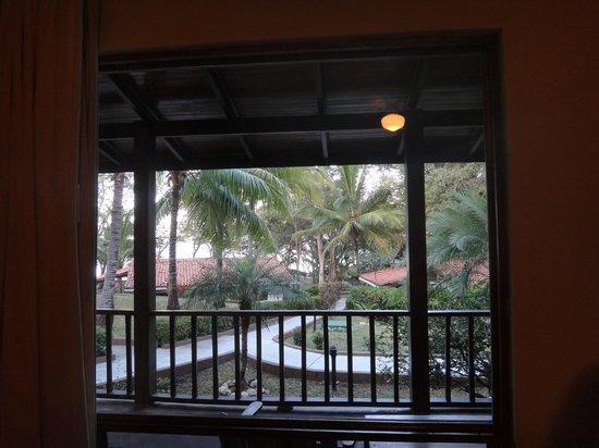Hotel Sugar Beach: View from Garden View Standard Room