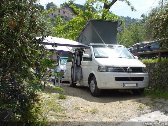 Camping Aqua Dolce: Emplacement