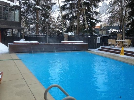 Hotel Aspen: Pool