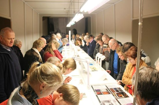 Drents Museum: Many visitors for the dead sea scrolls exhibition