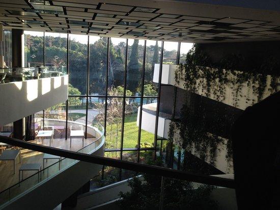 Hotel Lone: Scorcio dalla reception