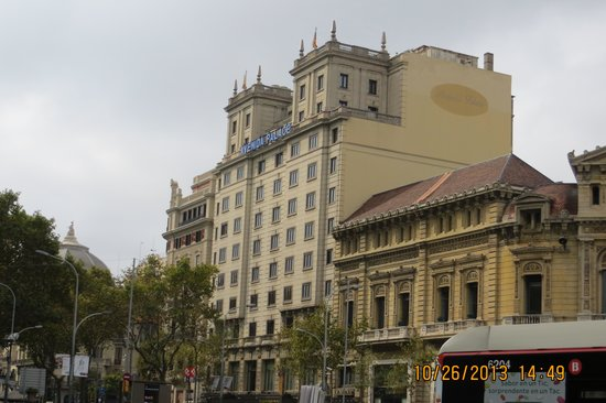 Hotel El Avenida Palace : Avenida Palace