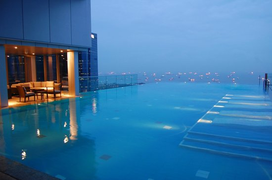 infinity pool singapore hotel. The Westin Singapore: Infinity Pool Singapore Hotel