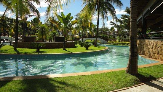 Blue Tree Park Lins: piscina quente