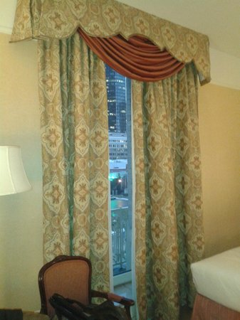 The Fairmont Palliser : Room Window