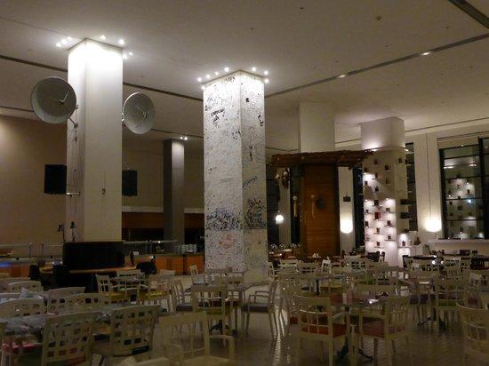 The Marmara Antalya: dining room decor