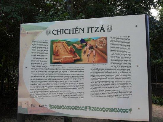 Sandos Playacar Beach Resort : Chiche Itza