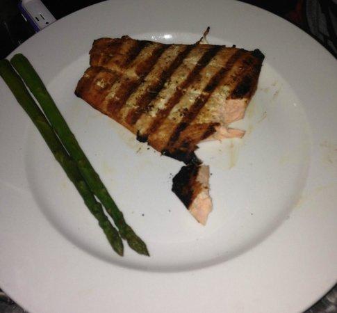 Market Street Cafe - Salmon