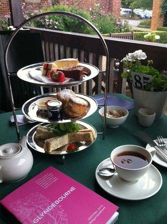 Glyndebourne: The High Tea (or Cream Tea) Everyone Must Try