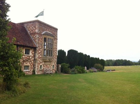 Glyndebourne: On An Overcast August Day 2013