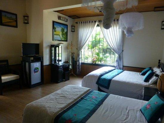 Betel Garden Villas: Our room