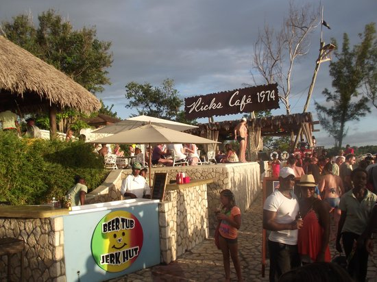 How Far Is Rick S Cafe From Grand Palladium