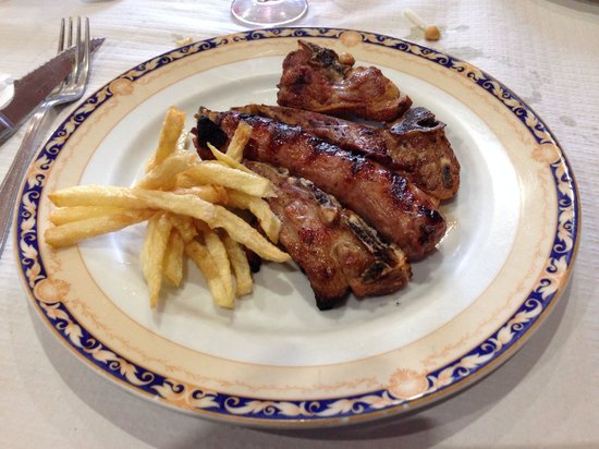 imagen Restaurant Hostal la Catalana en Sant Llorenç de Morunys