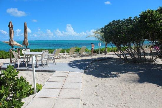 Atlantic Ocean Beach Villas : AOBV beach view