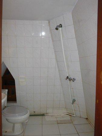 F&F Hostel : La super ducha