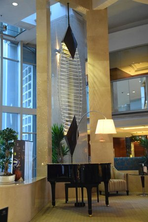 Sheraton Hotel & Convention Center Ankara : Lobby
