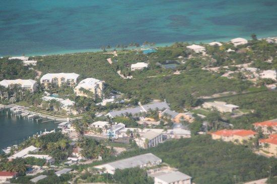 Atlantic Ocean Beach Villas: Aerial view ...