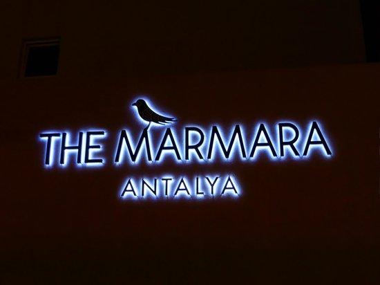 The Marmara Antalya : Hotel front