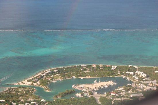 Atlantic Ocean Beach Villas : Aerial view